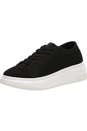 Steve Madden Women's Savage Sneaker, Black