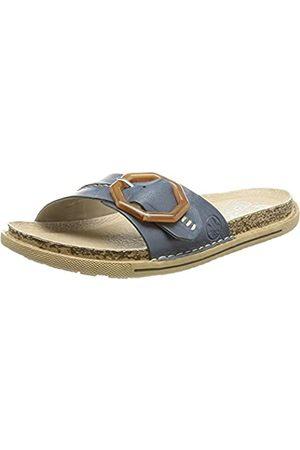 Rieker Damen V5487 Sandale