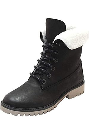 Marc Damen Fia Chukka Boots, (Black)