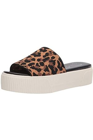 Jessica Simpson Damen Ezira2 Flat Sandalen zum Reinschlüpfen