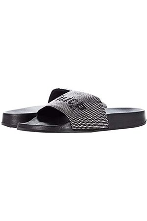 Juicy Couture Slide Sandalen, Strandsandalen für Damen, Flip Flops Sandalen, Pool Slides Schuhe, (Wander- )