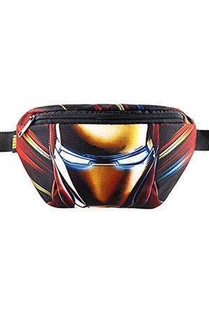 SHUBA Casual Daypack Crossbody Bag Belt Waist Packs, Waist Pocket, Adjustable Belt Bag, famous Art Canvas