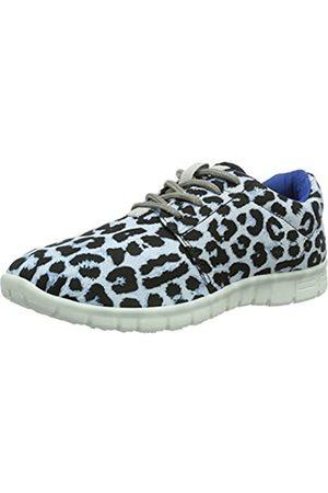 Blink Damen BL 687 Sneakers, Mehrfarbig (Leopard ice1135)