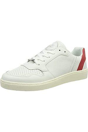 Scotch&Soda Damen Laurite Sneaker, White/red