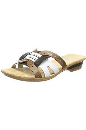 Rieker Damen 63489 Sandale