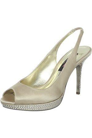 NINA Falcon-YS Damen-Pumpe, Gold (champagnerfarben)