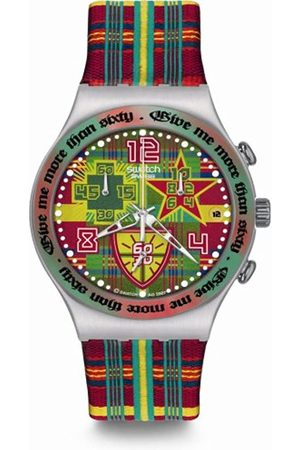 Swatch Ycs505 – ArmbanduhrUnisexArmbandStoffMehrfarbig