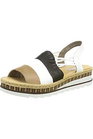 Rieker Damen V79S1 Sandale