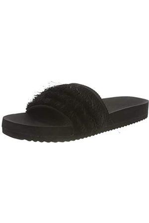 flip*flop Damen Pool Hula Sandalen, black