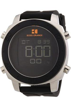 HUGO BOSS Boss Orange Herren-Armbanduhr Digital Silikon 1512676