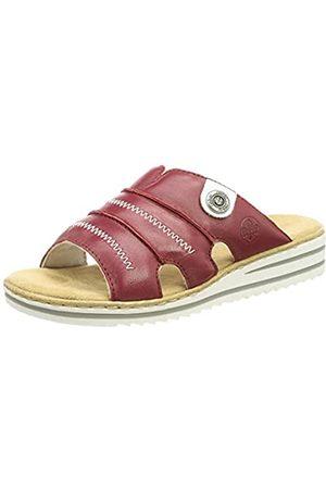 Rieker Damen V0646 Sandale