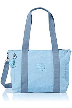 Kipling Damen ASSENI S Stofftasche, -Blue Mist
