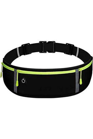 Y&R Direct Gürteltasche für Herren, Laufgürteltasche, Hüfttasche, Workout-Gürtel für Apple iPhone XR XS 8 X 7+, Samsung Note Galaxy, Laufen, Wandern, Radfahren