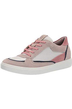 Ecco Mens Soft Classic Retro Tie Sneaker