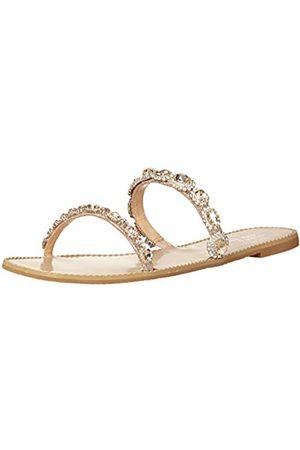 Badgley Mischka Damen Reed Flache Sandale