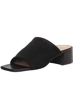 Vince Camuto Damen Salindera Block Heel Mule Sandalen mit Absatz