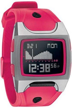 Nixon Herren-Armbanduhr Digital Plastik A075947-00