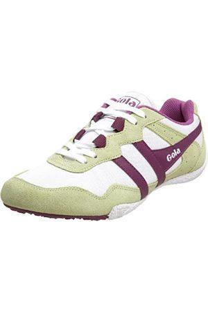 Gola Damen Cougar Sneaker, ( /Mint/Pflaume)
