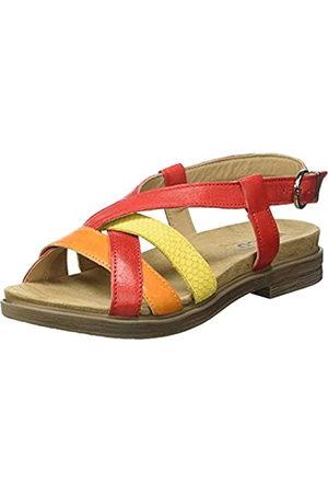 IGI&CO Damen DSQ 71663 Flache Sandale