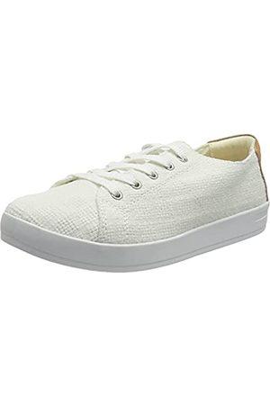 Reef Damen Cushion Sunset Sneaker, White/TAN