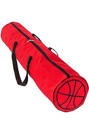 Crown Sporting Goods Basketball-Gymnastikbeutel - Strapazierfähigee Sporttasche mit verstellbarem Schultergurt - Reisetasche zum Tragen von Bällen, Trikots, Coachingausrüstung, Sneakers & Zubehör für Übungen