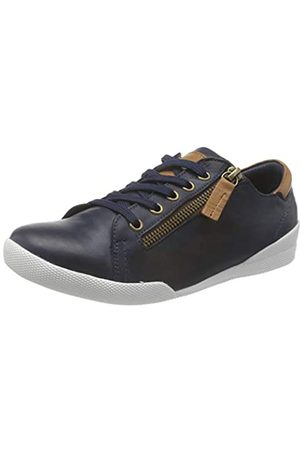 Andrea Conti Damen 0347839 Sneaker, d. /Brandy