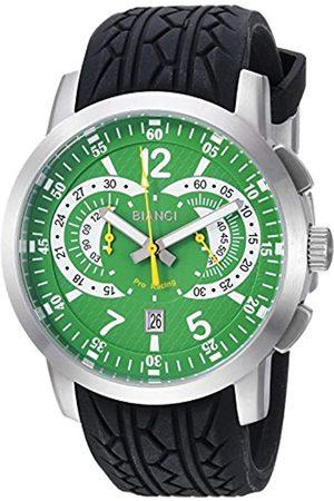 ROBERTO BIANCI WATCHES Herren analog Quarz Uhr mit Gummi Armband RB70967