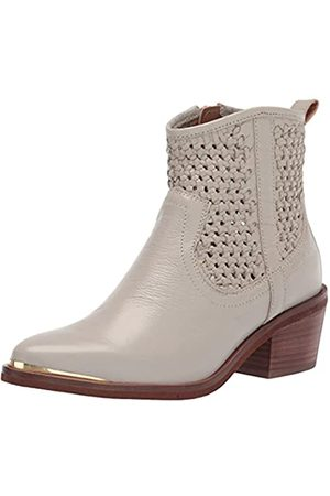 Kenneth Cole New York Damen Arlo Western Woven Bootie FF Mode-Stiefel