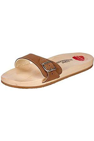 Berkemann Unisex Original Sandale Holzschuh