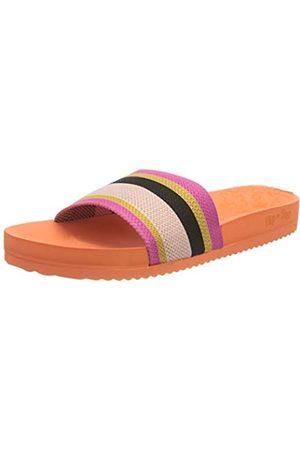 flip*flop Damen Pool Knit Multi Sandalen