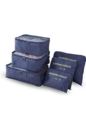 P Travel .6pcs Packwürfel Tragbare Reise Verpackung für Gepäck