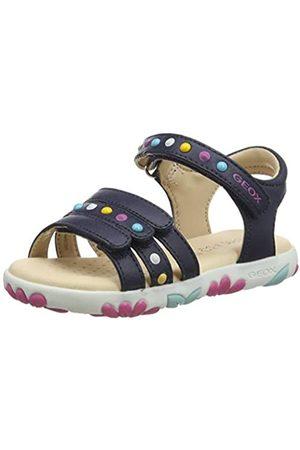 Geox Baby-Mädchen J Haiti Girl Sandal