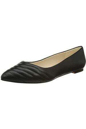 Buffalo Damen Roberta Ballerinas, Black