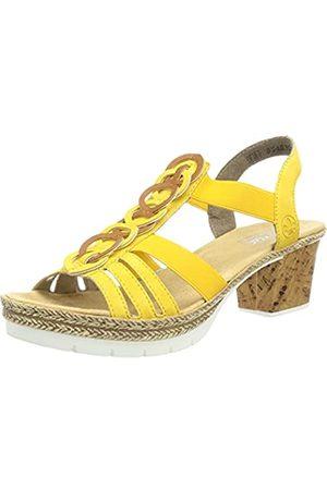 Rieker Damen V29F6 Sandale