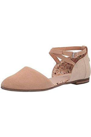 TOMS Damen Julie Ankle Strap Flacher Slipper