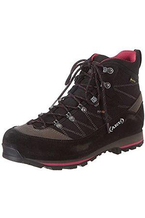 Aku Damen Trekker LITE III GTX W's Bootsschuh, Black/Magenta