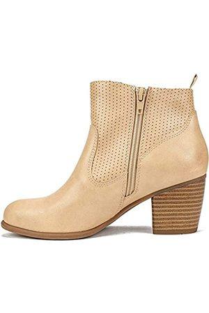Unbekannt WHITE MOUNTAIN Shoes Damen Stiefel Grace, Braun (sand)
