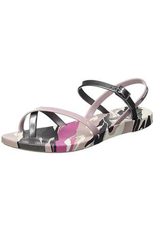Ipanema Damen Fashion Sand IX Fem Sandale, /silver/black