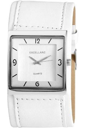 Excellanc Damen-Uhren mit Polyurethan Lederband 193022500347