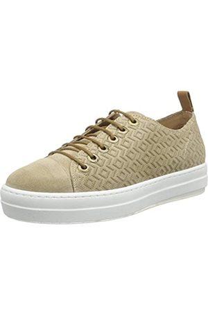 NoBrand Luke, Damen Sneakers, (cappuccino)