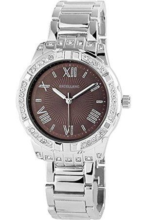 Excellanc Damen-Armbanduhr Analog Quarz Verschiedene Materialien 150821500031
