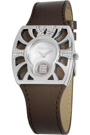 Excellanc Damen-Uhren mit Polyurethan Lederband 196122100093