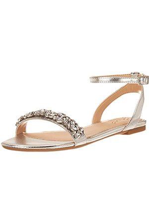 Badgley Mischka Damen OHARA Flache Sandale