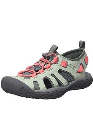 Keen Damen SOLR W Sport Sandal, Desert Sage/Duberry