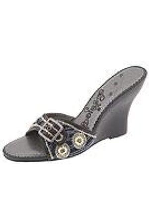 NAUGHTY MONKEY Damen D Hot Stepper Wedge Slide