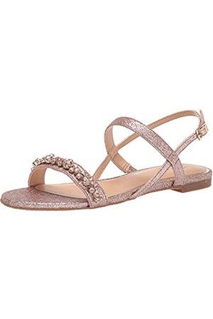 Badgley Mischka Women's Osmond Ornamented Sandal