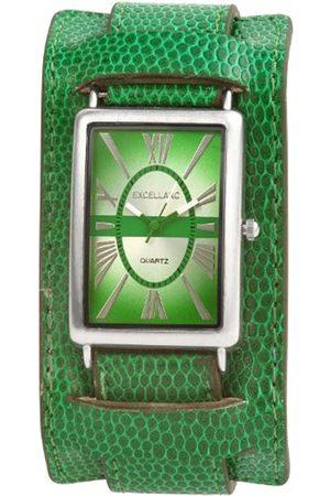 Excellanc Damen-Uhren mit Polyurethan Lederband 193026000380