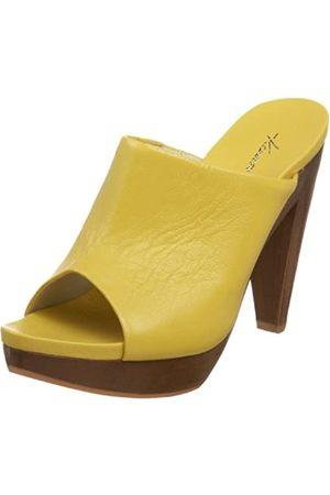Kenneth Cole New York Damen Sara Belle Slide, Gelb (Sunshine)