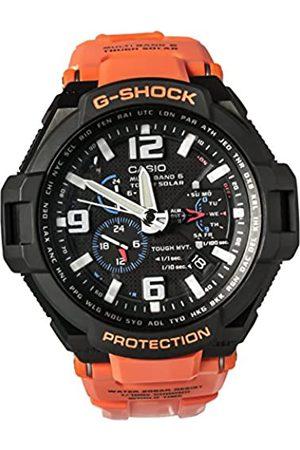 Casio Unisex Digital Quarz Uhr mit Resin Armband GW-4000R-4AER