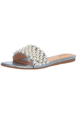 Badgley Mischka Damen ORION Sandalen zum Reinschlüpfen